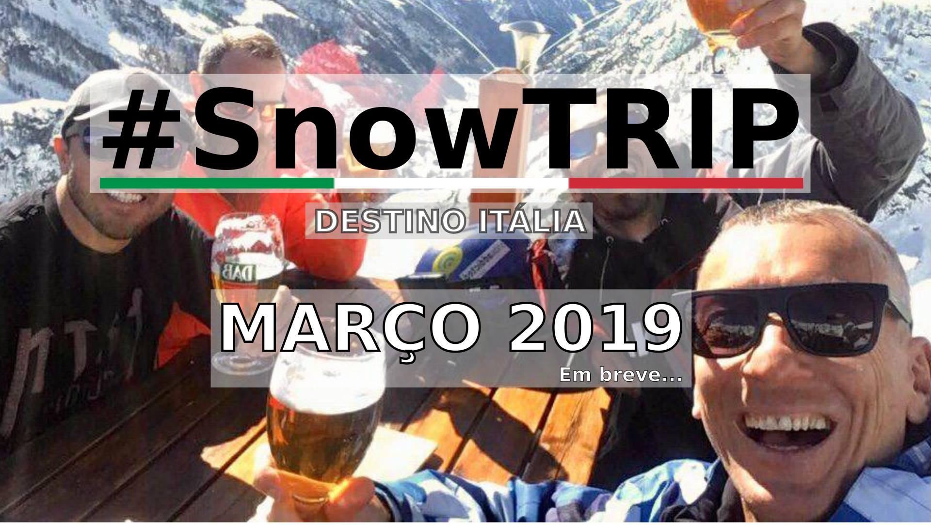 SnowTRIP – Destino Itália