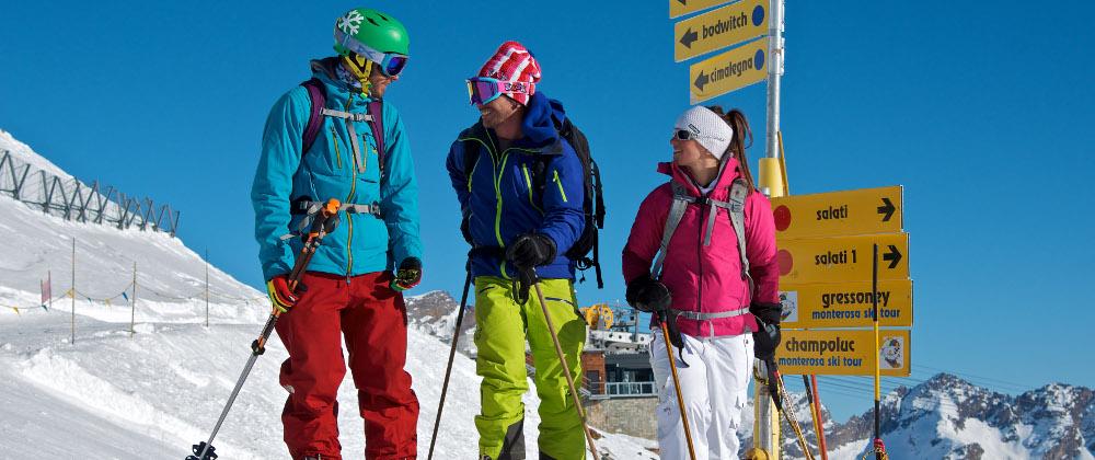 Esquiar na Valle d'Aosta – ITÁLIA – Inverno 2020